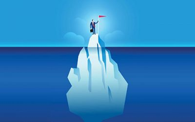 O Vendedor e o Iceberg